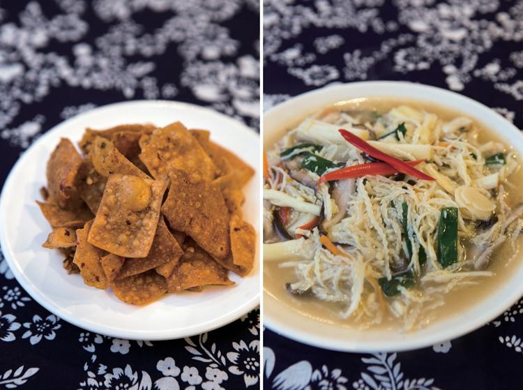 料理研究家による台北「食」ガイド、好的店主のいる西安料理店