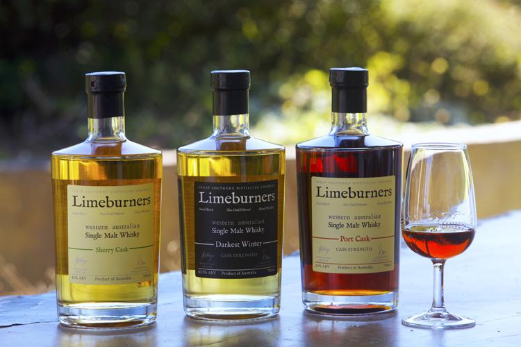 ライムバーナーズで造られるウイスキー