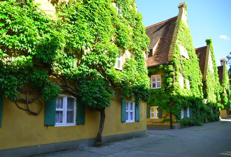 大富豪が輩出したロマンチック街道の商業都市 ドイツ・アウクスブルク