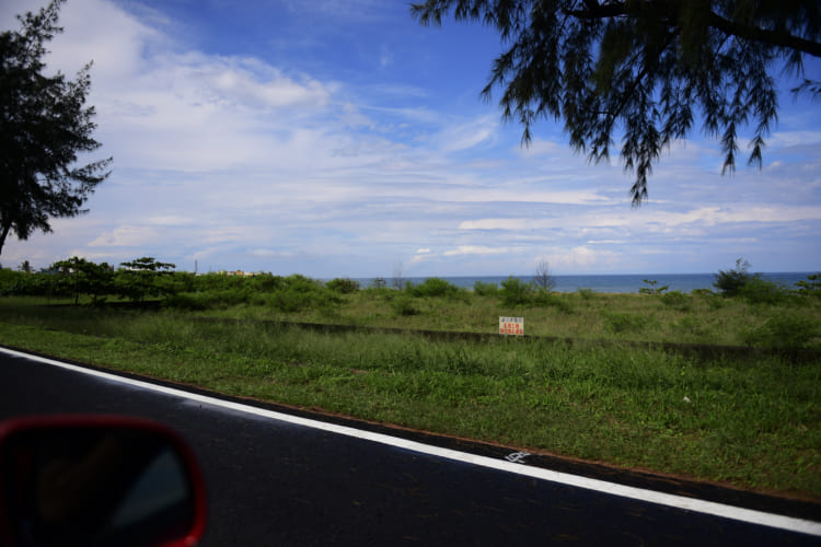 高雄から知本温泉へ、旅行作家・下川裕治が行く、台湾の超秘湯旅7
