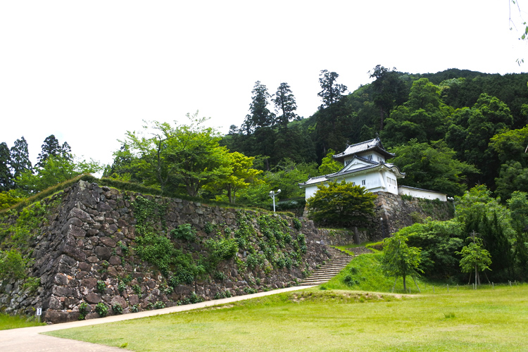 関西なのにそばが名物? 歴史に隠された出石そばの秘密 出石城と有子山城(1)
