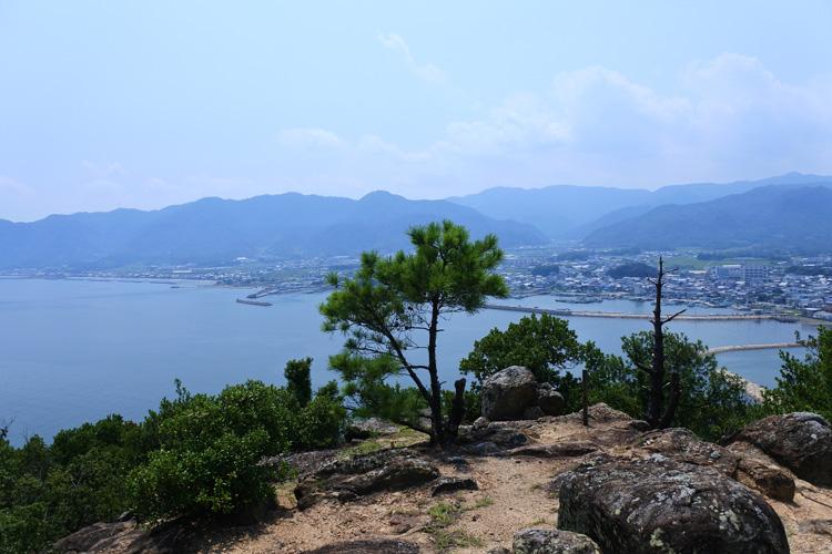 讃岐・阿波の国境! 秀吉も掌握した陸海交通の要衝 引田城(1)