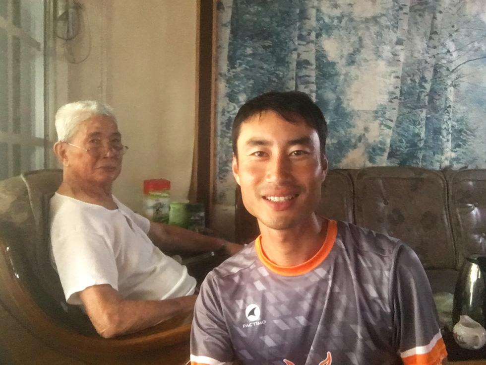 台湾一周自転車旅「環島」 兄の恩人の老夫婦を、18年後に訪ねたら (5)関山〜花蓮