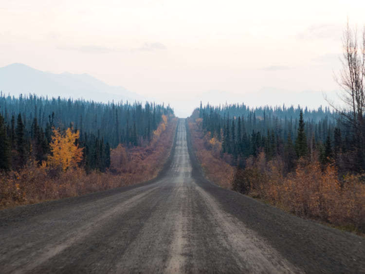 再び「12万円で世界を歩く」カナダ北極圏編3