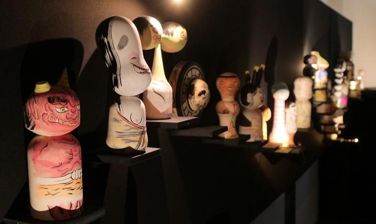 祭りやアートをあかりのストーリーで表現 神田明神で江戸東京あかり展