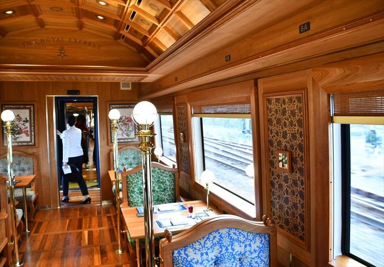 北海道を3泊で周遊「THE ROYAL EXPRESS ~HOKKAIDO CRUISE TRAIN~」の見どころとは