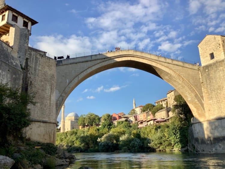 ボスニア・ヘルツェゴビナへ、バルカン半島4カ国ひとり旅#01