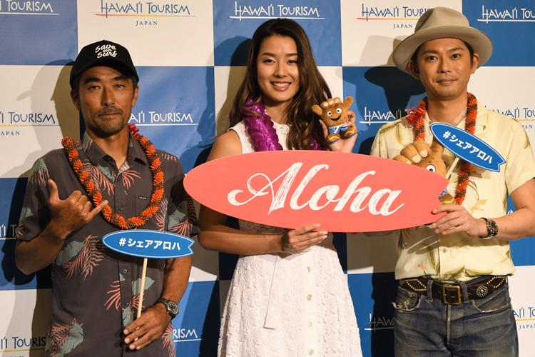 ハワイ州観光局が、「サーフィン発祥の地」をPR 五十嵐カノア選手を親善大使に任命