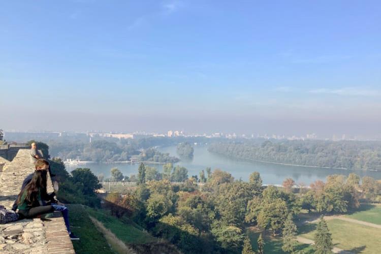 橋の街からセルビアの首都へ バルカン半島4カ国ひとり旅#03