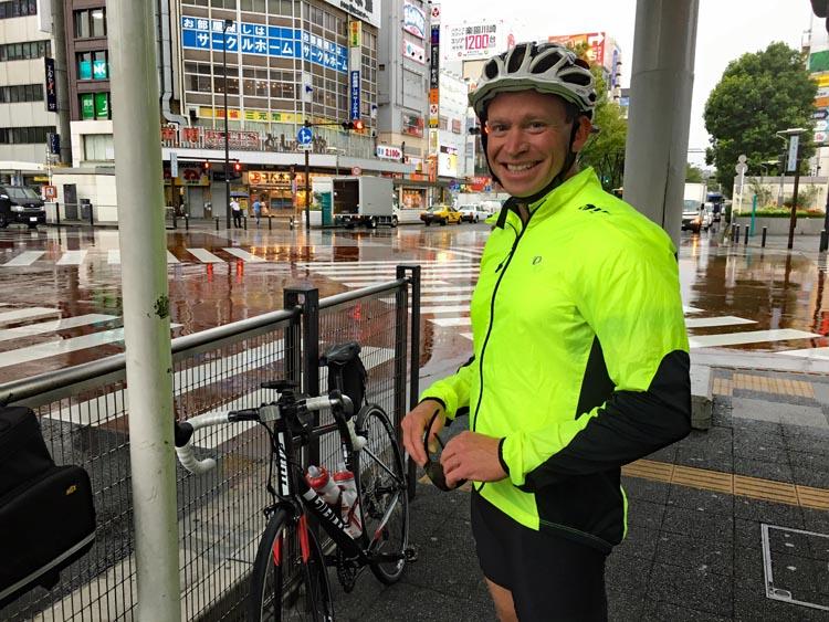 ダンさんと東海道ちょっと自転車旅 (1)川崎~茅ケ崎