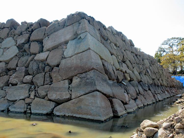 秀吉と家康、出現した二つの天守台が語る戦略と情勢 駿府城(2)