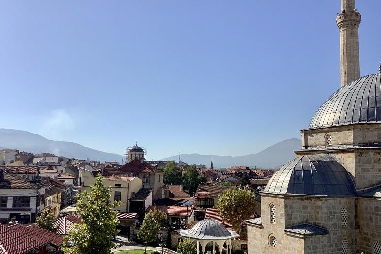 争いの傷痕が残るコソボの古都へ バルカン半島4カ国ひとり旅#05
