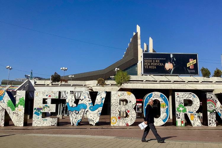 コソボの首都で味わいある建築に出合う バルカン半島4カ国ひとり旅#04