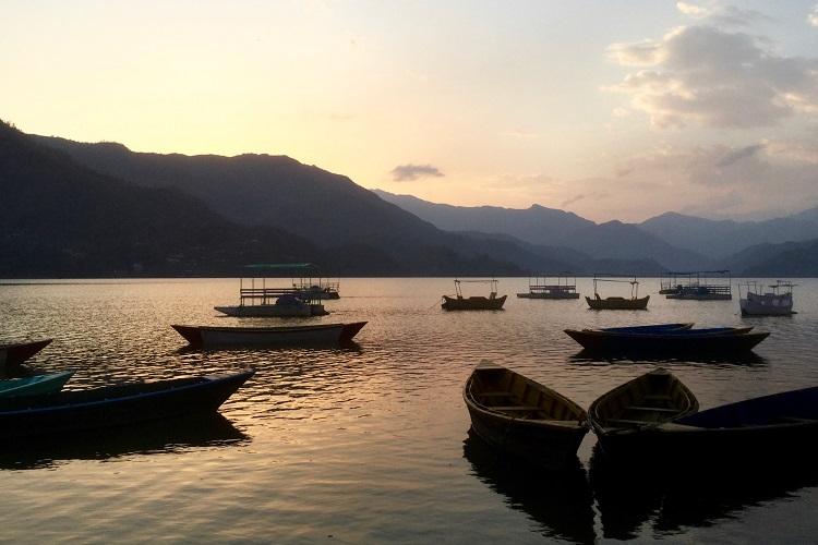 ダラダラできる湖畔の町ポカラ ネパールひとり旅#2