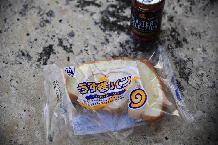 うず巻パン