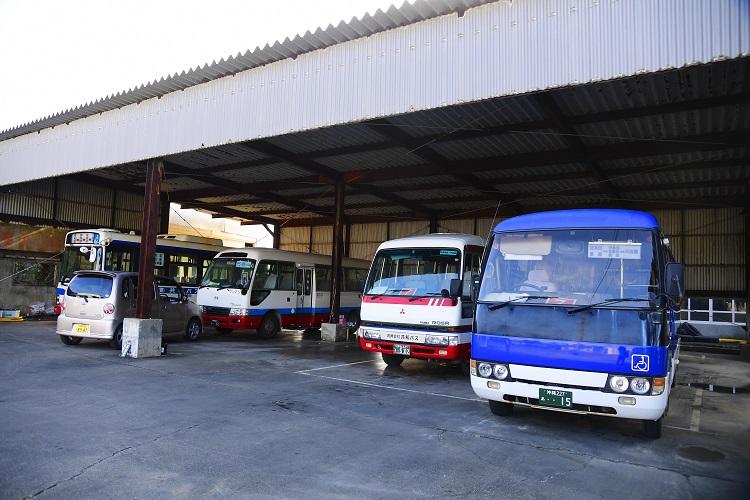 佐和田車庫