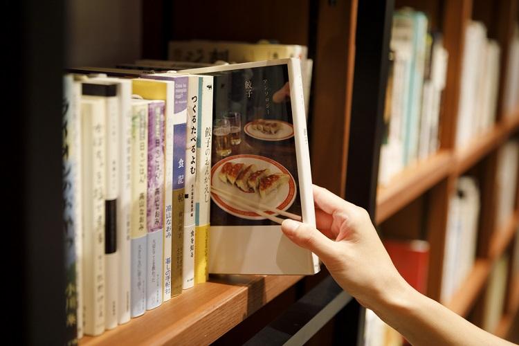 食をテーマにした本が半数