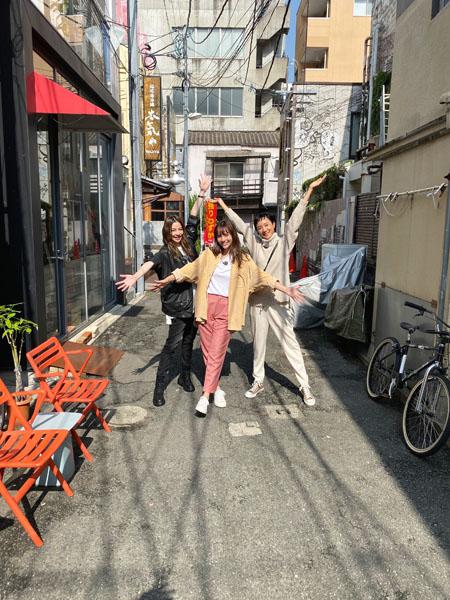 モデル・はな、福岡での女子旅を振り返る