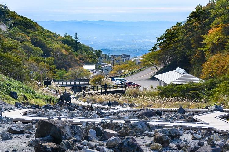 那須塩原から溶岩の原をたずね柳を探して 旅行作家・下川裕治がたどる「奥の細道」旅4