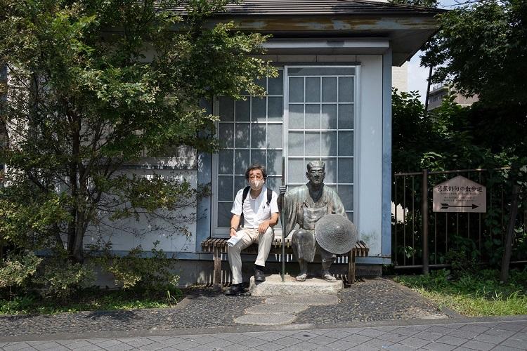 芭蕉が暮らした深川から千住へ 旅行作家・下川裕治がたどる「奥の細道」旅1