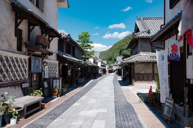 「地図から消された」ウサギの王国と、タイムスリップできる街 広島県竹原市