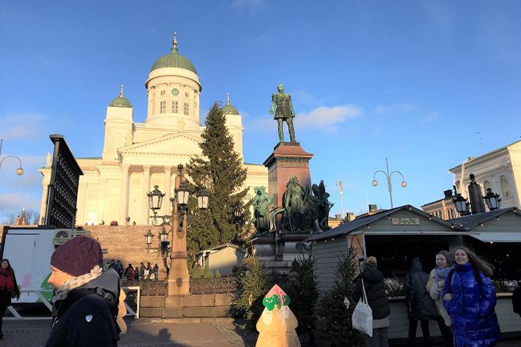 フィンランド クリスマス