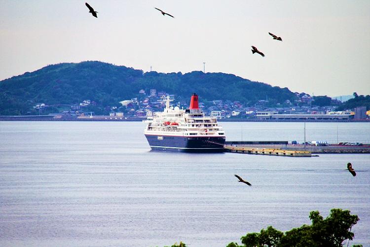 約8カ月ぶりに再開したにっぽん丸で行く蒲郡・香嵐渓への船旅