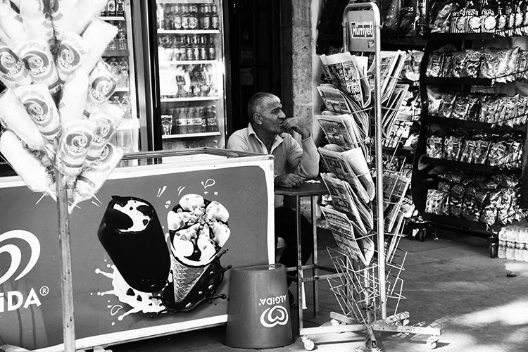 (97) 街角で思い出した祖父の面影 永瀬正敏が撮ったトルコ