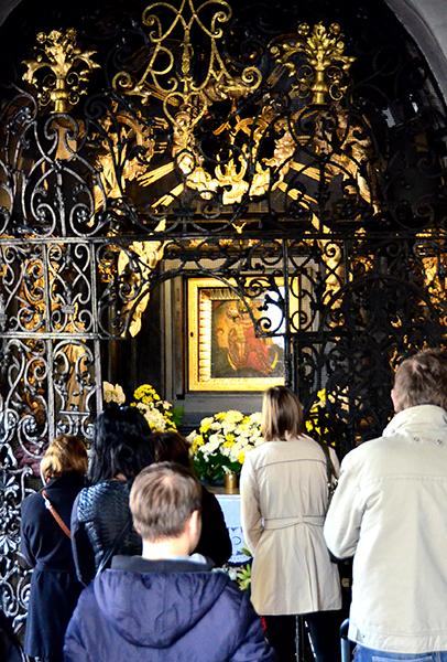 火を噴く正午の大砲、石の門の聖母 クロアチアの旅(9) ザグレブ