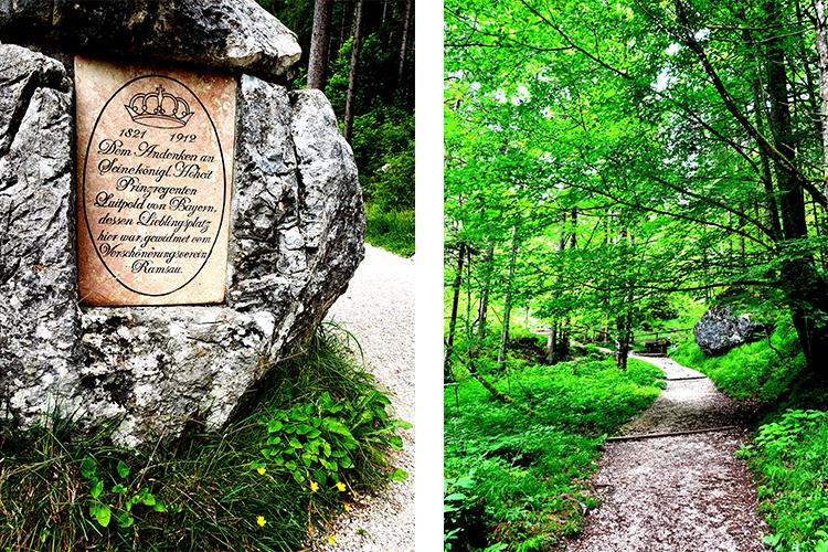 摂政ルイトポルトが愛した「魔法の森」  ドイツ・ベルヒテスガーデン