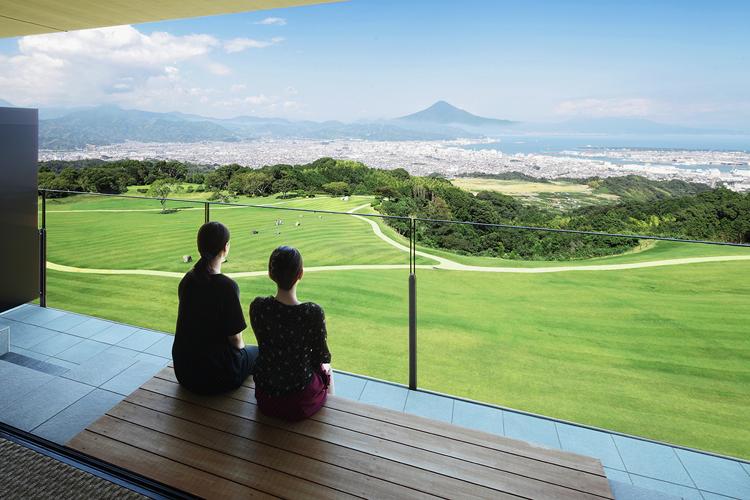 風景(画像提供:日本平ホテル)