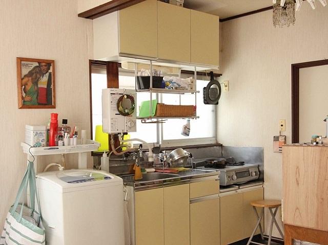 〈32〉築40年、四畳半の台所と顔見知りの医者