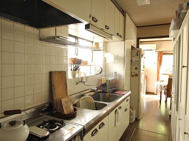 〈35〉昭和の匂い満載の3人同居生活