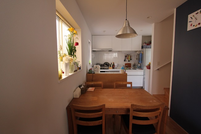 〈58〉 ピカピカの台所とおばあちゃんの片手鍋