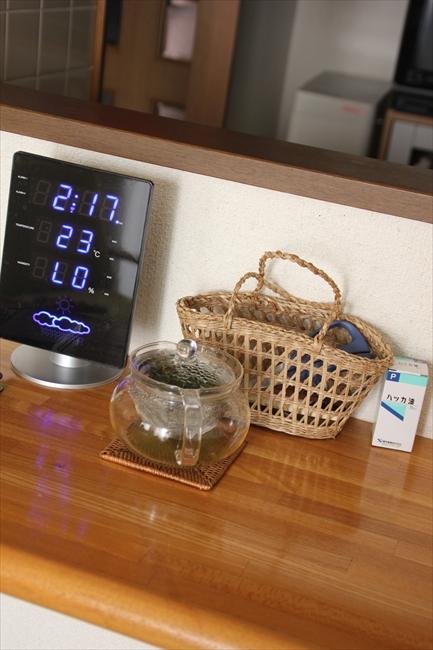 デジタル時計は朝が弱いパートナーへのプレゼント