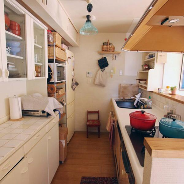 〈47〉台所の風来坊 8軒目は狭いけど……
