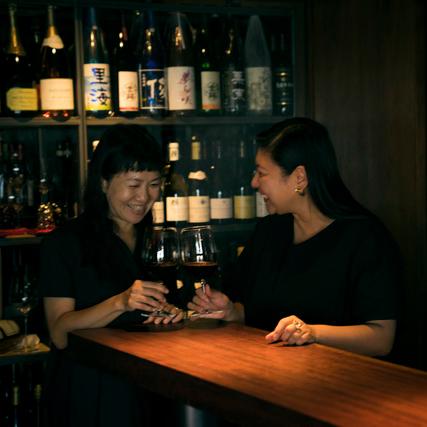 角田光代さん×杉山明日香さん対談<2>「家にあると危ない! あのワイン」