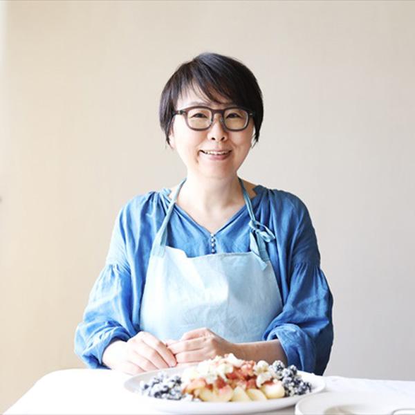 <47>新しいサラダと、いちじく好きの口福。福田里香さん(前編)