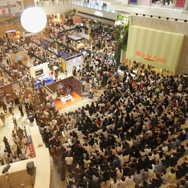 <53>糸井重里さん「買いものは、楽しみ」。初の関西開催「生活のたのしみ展」