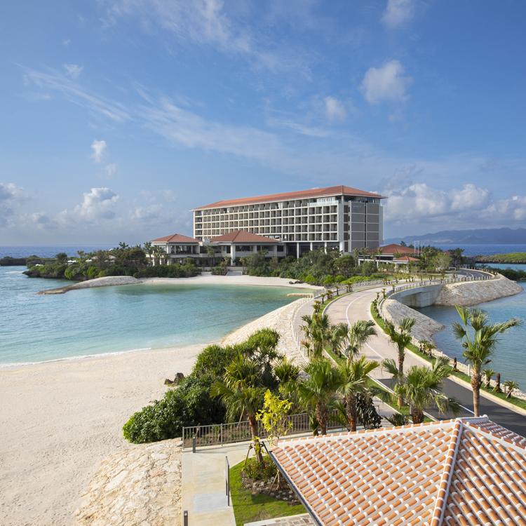 <56>元気になるリゾートホテル、ハイアット リージェンシー 瀬良垣アイランド 沖縄