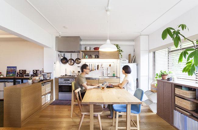 <93>東京郊外、実家近くの中古マンションを