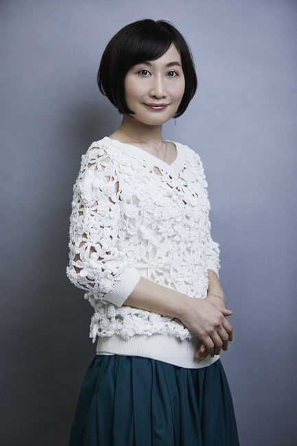 〈Woman's Talk〉私の中で、私のイメージはミキサーです 森下佳子さん(脚本家)