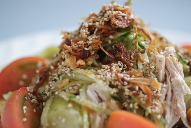 二子玉川で望郷の味を ~Giang's ジャンズ(ベトナム料理)