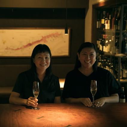 角田光代さん×杉山明日香さん対談<1>「 魚卵に合うワインって……?」