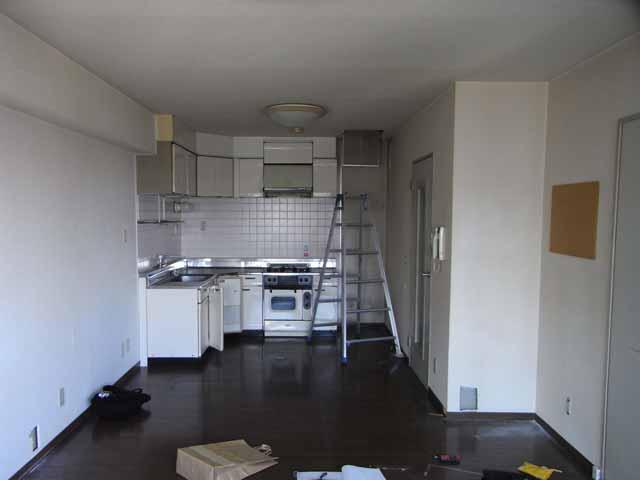 事例:Kさんが即決で購入した下町にある築20年のマンション(リノベーション前)