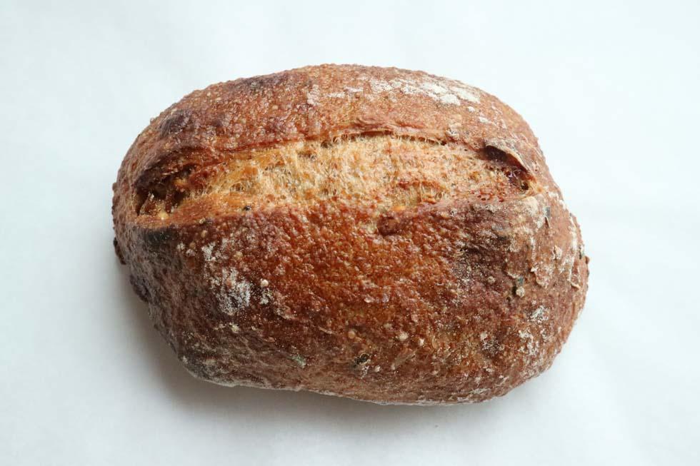 いちじくのライ麦パン