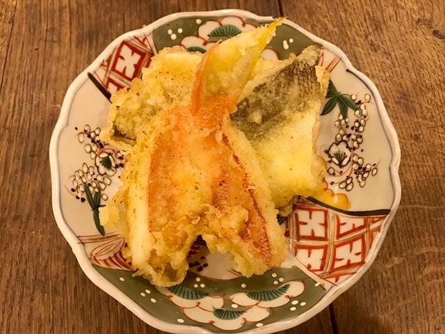 天ぷらサイコー