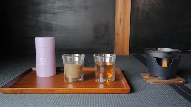小麦茶「麦の雫」「麦の奏」