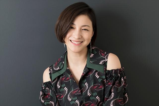 「作品や役を通して社会貢献していけたらいいな」広末涼子さん(女優)