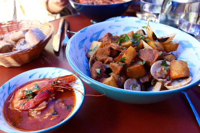 初めてなのに懐かしい。ポルトガル料理「Les Comptoirs de Lisbonne」